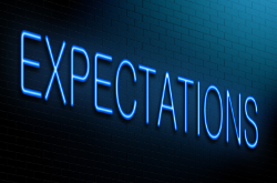 "Blue-on-blue ""expectations"""
