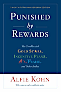The cover of Punished by Rewards